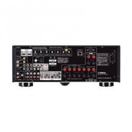 *产地马来西亚 进口雅马哈(YAMAHA) 7.2声道功放机 RX-A850B(黑色)