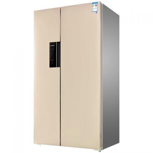博世(BOSCH) 610升对开门冰箱KAN92E68TI(曲奇色)