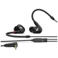 森海塞尔(Sennheiser)IE40PRO 监听HIFI入耳式耳机(黑色)