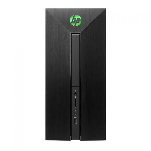 *【样机】惠普(HP)光影精灵 580-055cn台式游戏电脑主机(i5-7400/8G运行内存/1TB机械硬盘/GTX1050 2G独显)