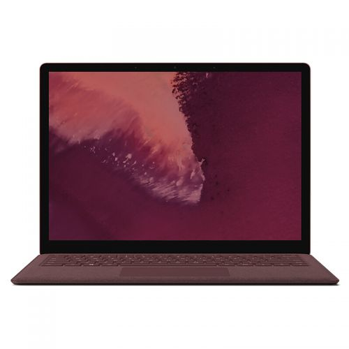 微软(Microsoft)Surface Laptop 2 13.5英寸笔记本电脑(i5-8250U 8G 256GB 触控屏)深酒红 LQN-00059