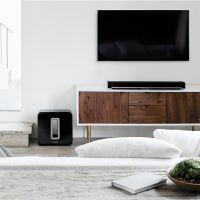 搜诺思(SONOS)5.1 家庭智能音响系统 PLAYBAR+SUB+Play:1*2 黑色套装