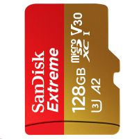 闪迪(SanDisk)128GB TF(MicroSD)存储卡(带卡套)