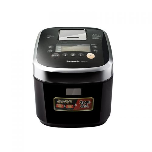 产地日本 进口松下(Panasonic)5升IH 电饭煲SR-SPZ183KSA(黑色)