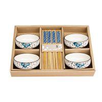 【赠品】日式碗筷八件套,送完即止