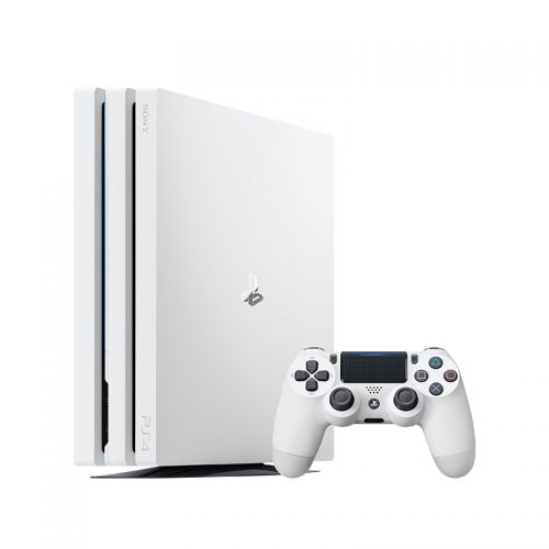 索尼(SONY)PlayStation  PS4 Pro 1TB电脑娱乐机CUH-7109B B02(白色 )