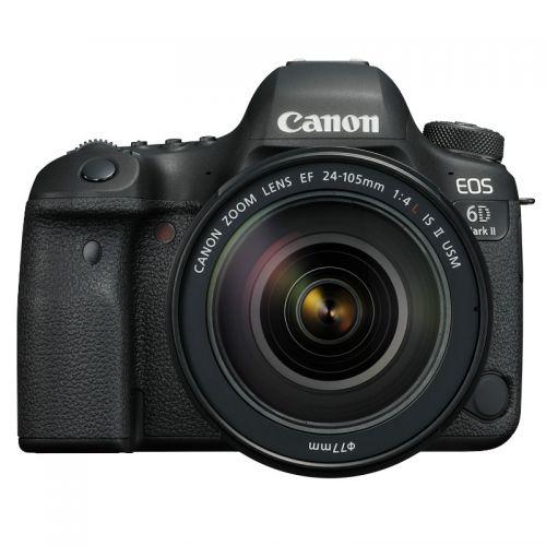 佳能(Canon) EOS 6D Mark II 单反套机(EF 24-105mm f/4L IS II USM 镜头)
