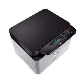 **三星(Samsung)SL-C480W/XIL 彩色激光一体机(打印、复印、扫描)