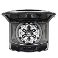产地韩国 进口LG 16公斤 变频波轮洗衣机 TS16TH(碳晶银)