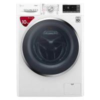 LG 10公斤 蒸汽除菌滚筒洗衣机 FY10WC4(奢华白)