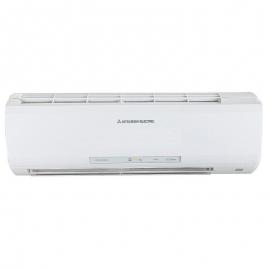 三菱电机 DF系列 1匹 定频冷暖 壁挂式空调 MSH-DF09VD(白色)