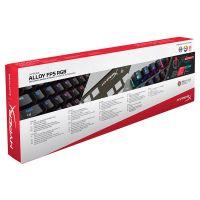 金士顿(Kingston)HyperX 阿洛伊 Alloy FPS RGB机械键盘 HX-KB1SS2-US(黑色)