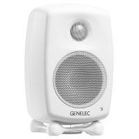 产地芬兰 进口真力(Genelec)3英寸 G1 家用HIFI有源音箱 G1BW-5(白色)