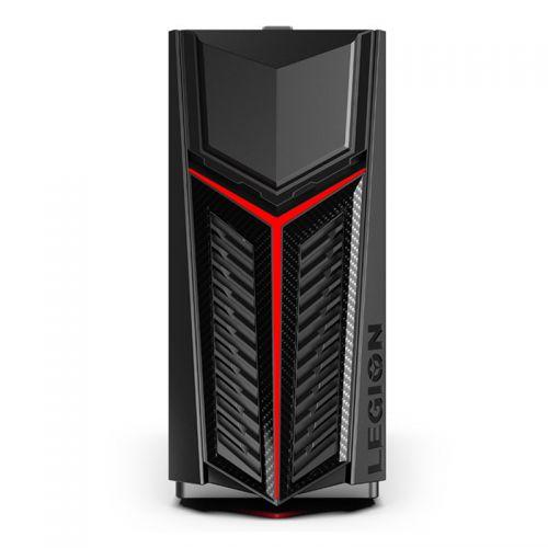 联想(Lenovo)拯救者刃7000 3代 游戏台式电脑(i7-9700 8GB 512GB GTX1660Ti)黑色