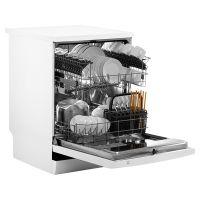 产地欧洲 进口AEG 13套大容量 独嵌两用洗碗机 FFB41600ZW(白色)