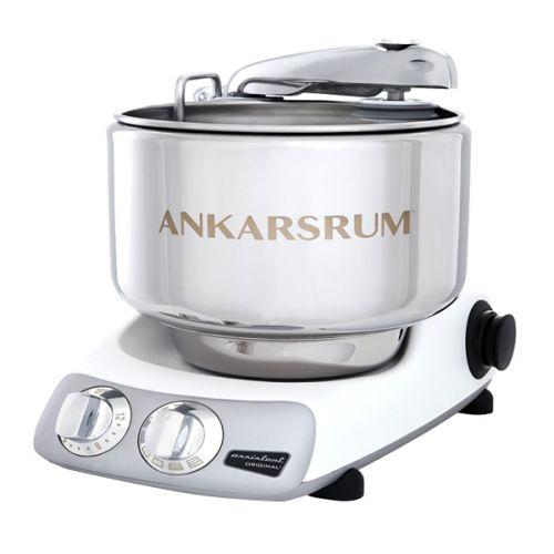 产地 瑞典 进口ANKARSRUM 多功能厨师机 和面机 搅拌器 AKM6230(白色)