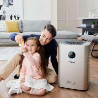 飞利浦(Philips)空气净化器 APP智能控制 AC6675/00(香槟金)