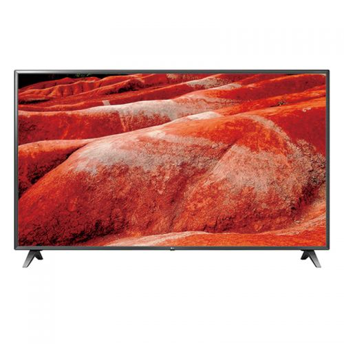 LG 86英寸 硬屏4K智能电视 86UM7500PCA(黑色)