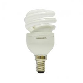 飞利浦  小头冷光 标准螺旋 节能灯 8W