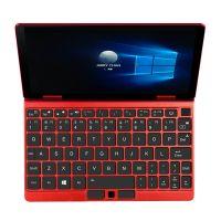 壹号本(ONE-NETBOOK)8.4英寸笔记本电脑One-Mix 3Pro锦鲤版(i7-10510Y 16G 512G 集成)红色