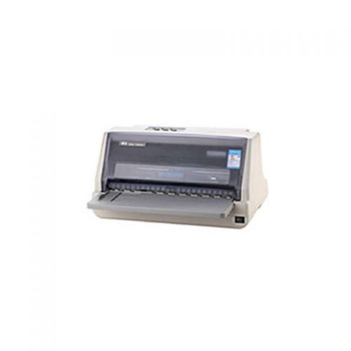 得实(Dascom)平推式票据打印机 DS-1830 白色 (三年上门保修)