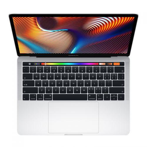Apple MacBook Pro 15.4英寸配Touch Bar笔记本 MR962CH(银)