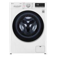 LG 9.5KG滚筒洗衣机 FY95WX4 + 9KG进口热泵干衣机 RC90U2AV2W 套装(奢华白)