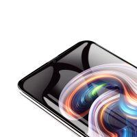 摩可(MOCOLL)华为mate 20/mate20X手机全屏钢化膜(黑色)