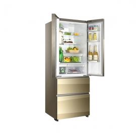 卡萨帝(Casarte)435升 1级能效 四门冰箱  BCD-435WDCAU1(布伦斯金)