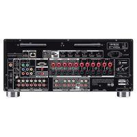 产地马来西亚 进口安桥(Onkyo)9.2声道网络影音接收机 TX-RZ830(黑色)