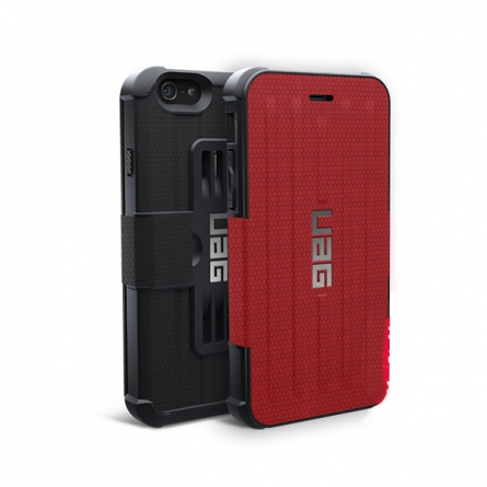 *UAG iPhone 6/6s城市装甲防摔保护壳红色MGM-VP