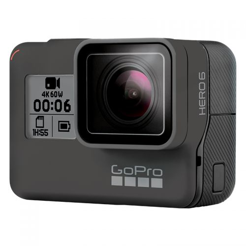 GoPro Hero6 Black 便携式运动型数码摄像机