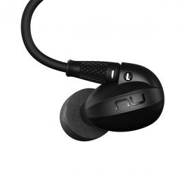 新智(NuForce)  监听入耳耳机HEM6(黑色)