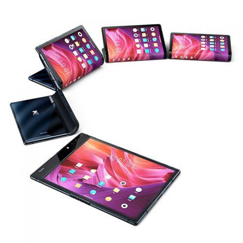 【新品】柔宇(Royole)FlexPai 柔派 6GB+128GB 折叠屏手机(深海蓝)【下单立享受500元配件大礼包,详情请咨询客服】