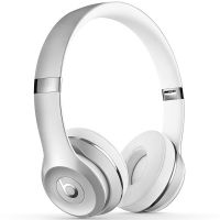 Beats Solo3 Wireless头戴式耳机(银色)MNEQ2PAA