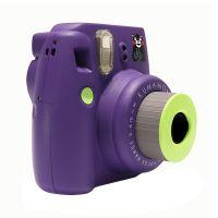 富士(FUJIFILM)熊本熊一次成像相机拍立得相机mini8(紫色)