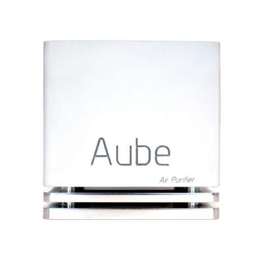 产地法国 进口Aube 便携式车载空气净化器(白色)