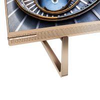 海信(Hisense)55英寸 ULED量子点高清4K智能曲面电视 HZ55U8AC (金色)