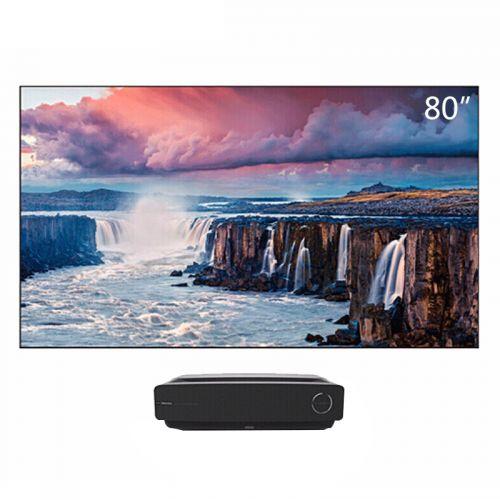 海信(Hisense)80英寸 4K智能激光电视 80L5(配海信屏幕)