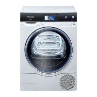 产地波兰 进口西门子(SIEMENS)9公斤 智能自清洁干衣机 WT47U9H00W(白色)