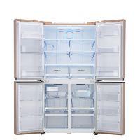产地韩国 进口LG  671升 G6000系列四门冰箱GR-B24FWVFC(亚金色)