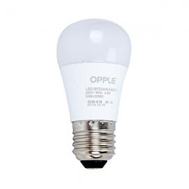 欧普 大头暖光LED球泡 4.5W心悦