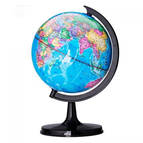 得力(deli)学生办公地球仪 教学研究摆件 教学用品 3035