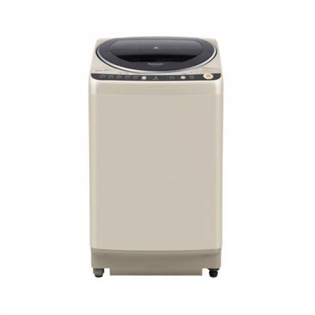 $松下(Panasonic )8公斤 带烘干 波轮洗衣机 XQB80-GD8236(香槟金)