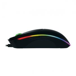 *雷蛇(Razer)Diamondback 响尾蛇 幻彩灯光 5G电竞有线游戏鼠标 (黑色)