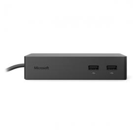 微软(Microsoft)微软 Surface 扩展坞(黑色)【特价商品,非质量问题不退不换,售完即止】【清仓折扣】