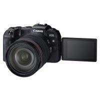 佳能(Canon)EOS RP 全画幅专微单镜头套机 (RF24-105mm)黑色
