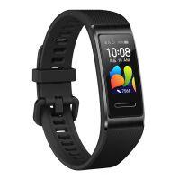 华为(HUAWEI)手环4pro NFC版智能运动手环TER-B29S(曜石黑)