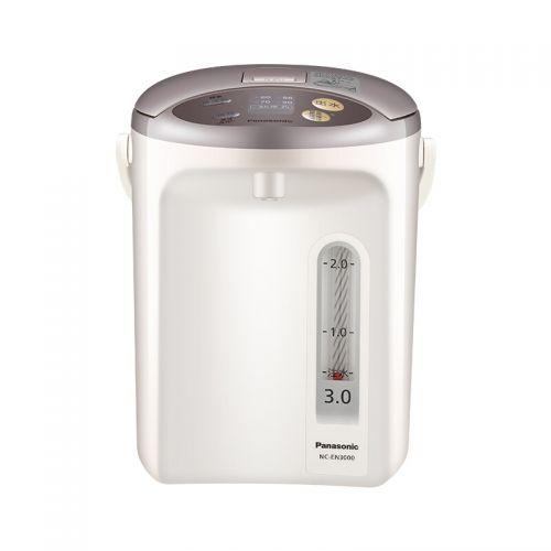 松下(Panasonic)3L智能控温 电热水瓶NC-EN3000(白色)