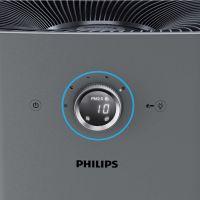 产地韩国 进口飞利浦(Philips)灵智感应空气净化器 AC6606/00( 深灰色)